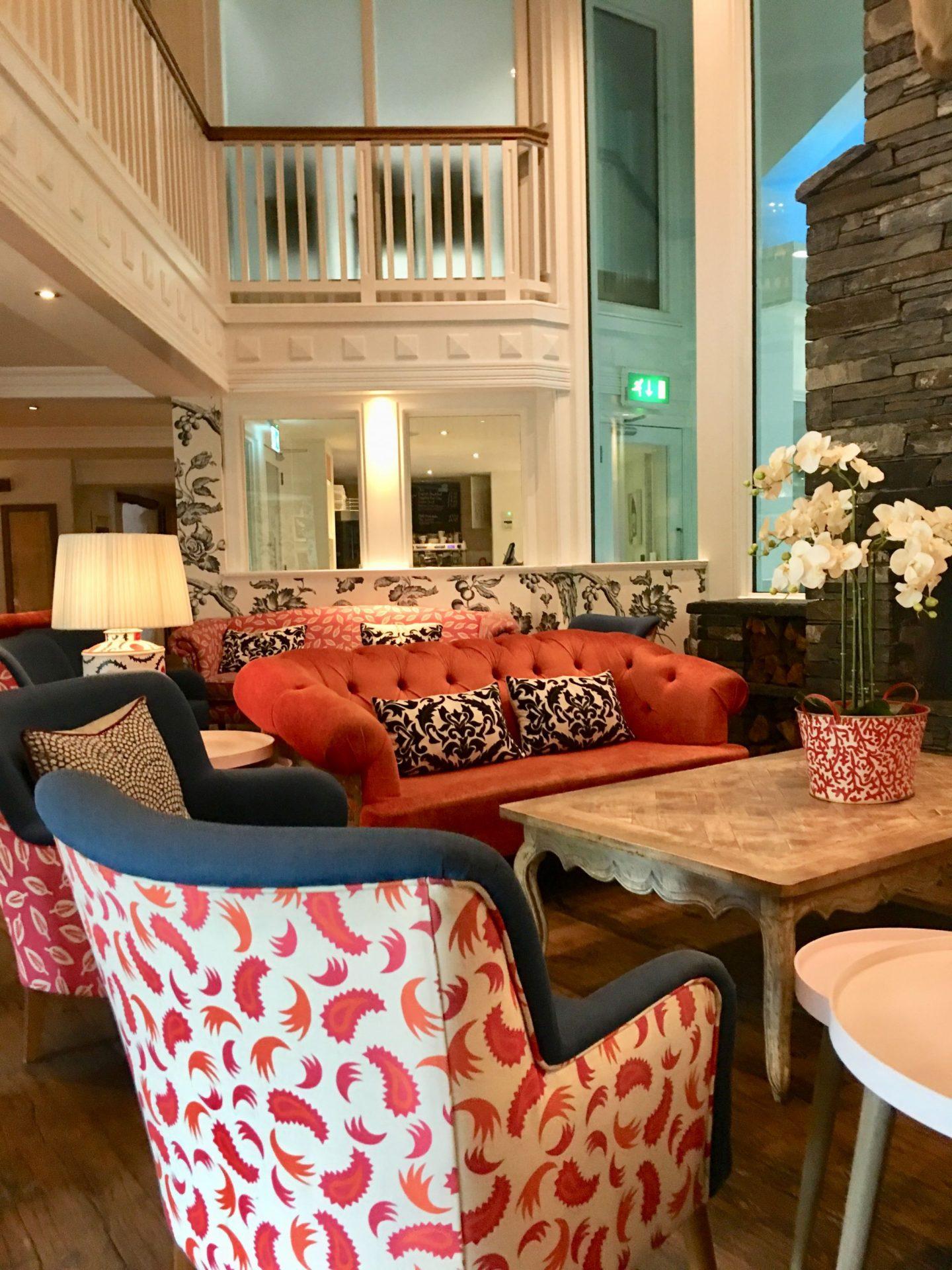 A mid-week break at the Swan Hotel & Spa