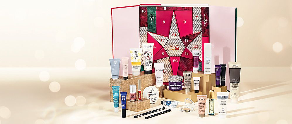 Beauty advent calendars – the gift that keeps on giving