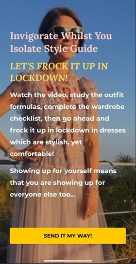 Let's Frock It Up In Lockdown  – A Style Guide