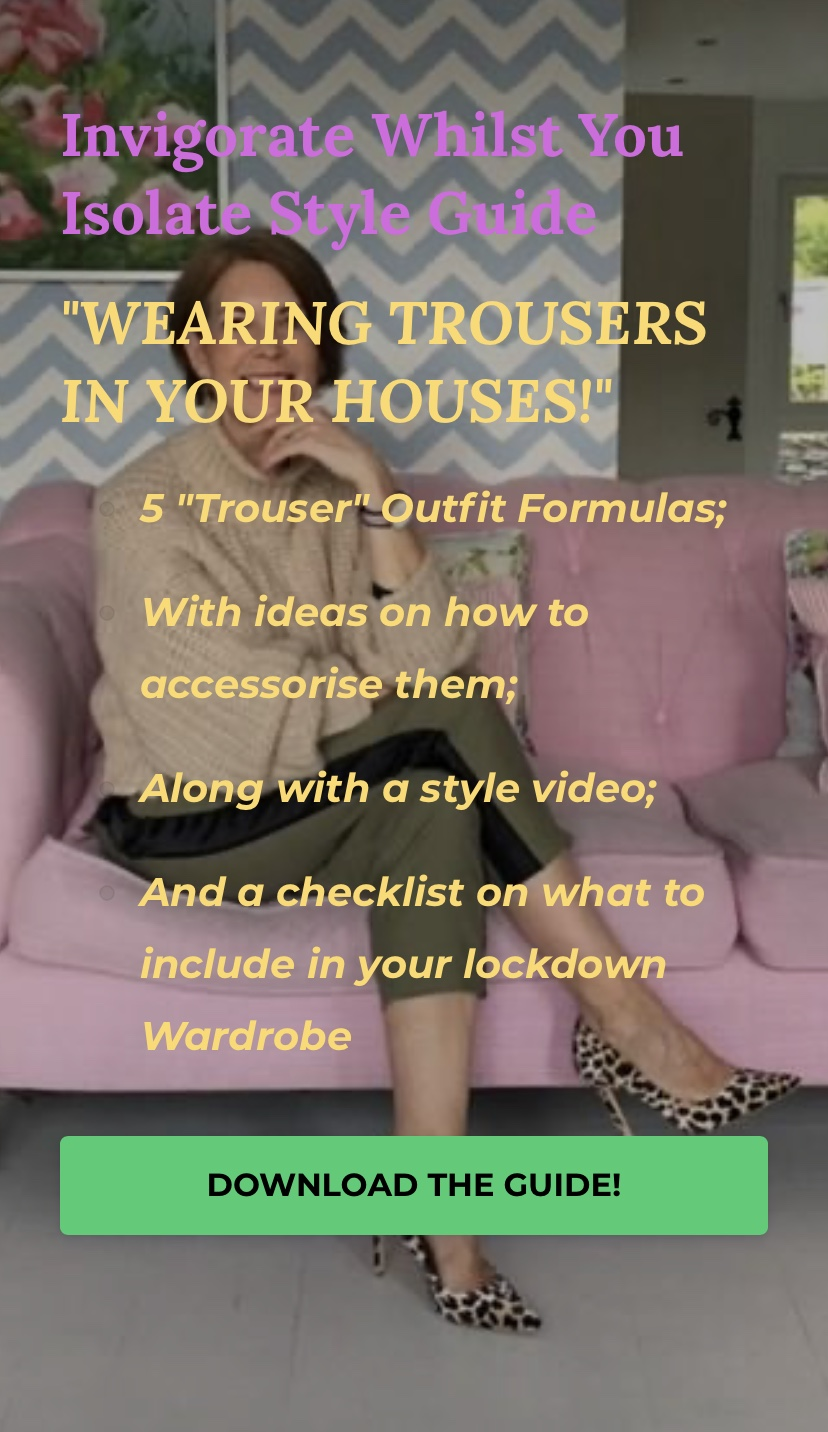 Wearing Trousers In Your Houses – A Style Guide