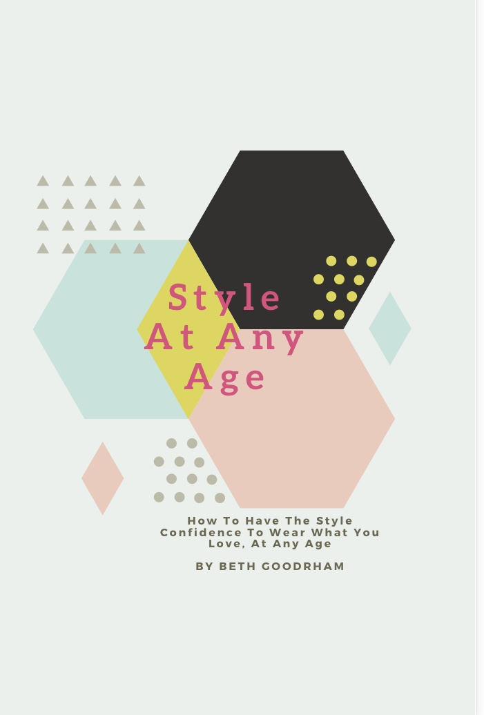 """Style At Any Age"" E-book – And A New IG Account"