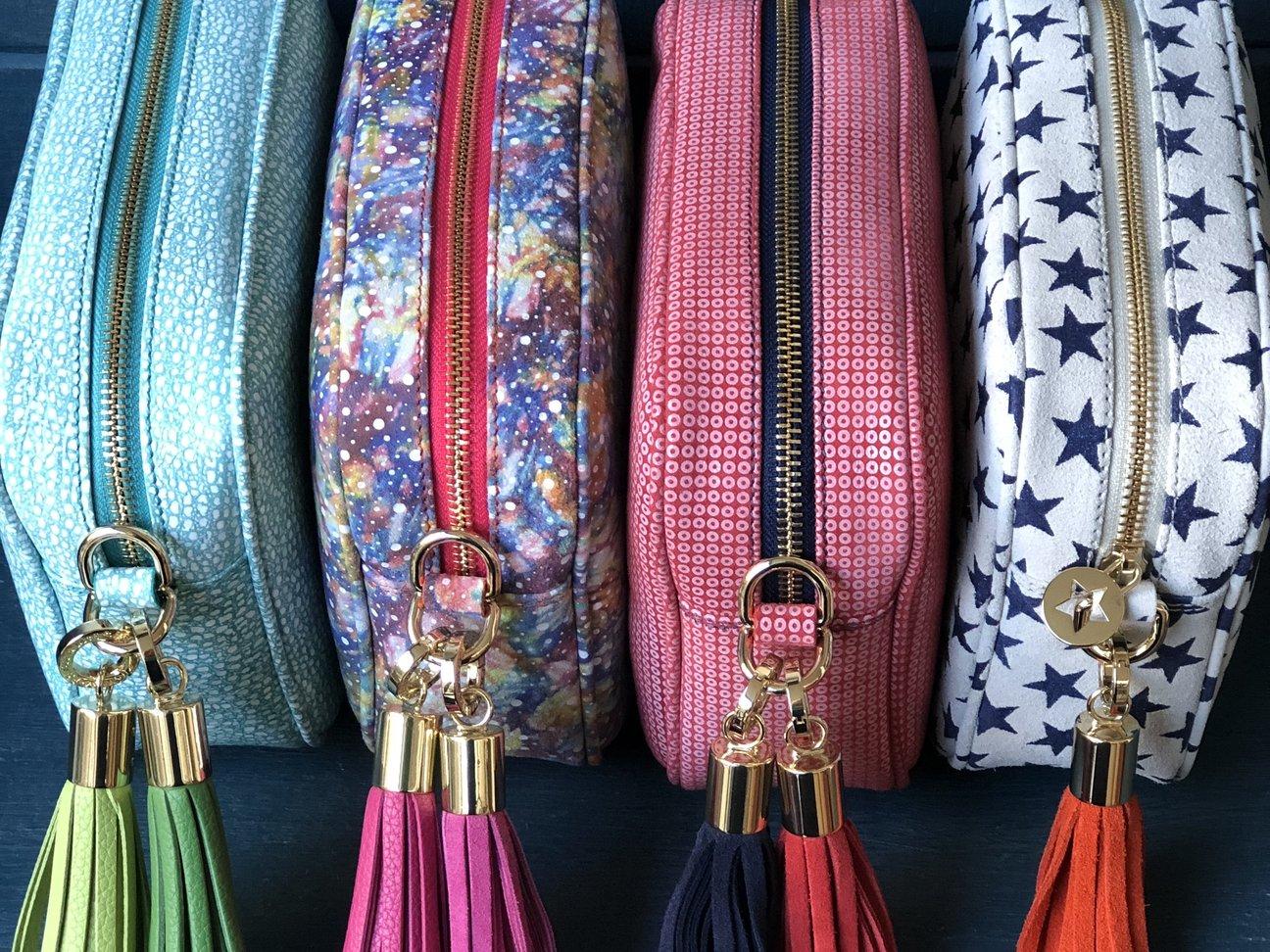 Win A Gorgeous Meg Bee London Bag